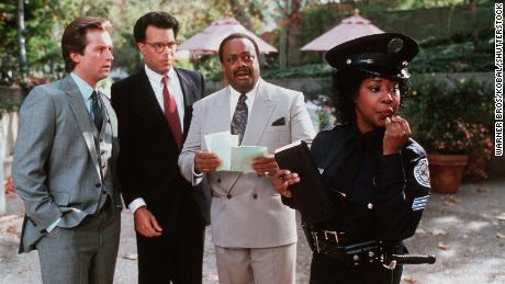 """Marianne Ramsay starred in six of them """"Police Academy"""" Movies."""