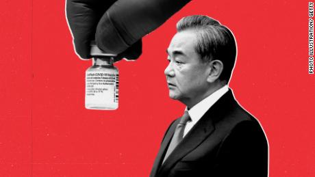China continues to promise its African allies that coronovirus vaccines are a priority for the continent.  But where are they?