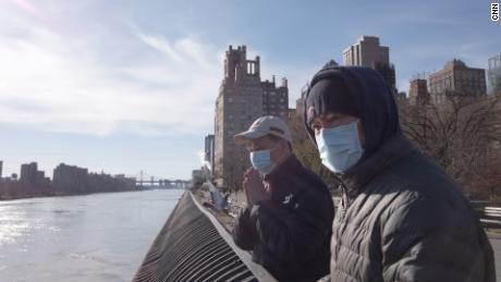 Richard Chow, left, and Wain Chin