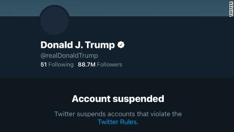 Twitter bans President Trump permanently