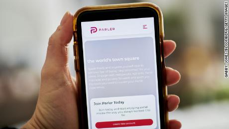 Parler has now been booted by Amazon, Apple and Google, and it may have to go offline temporarily