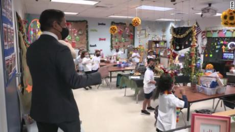 How Miami-Dade opened all its public schools -- and kept them open