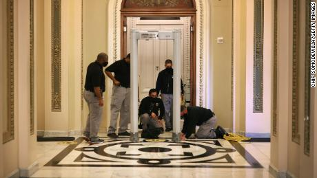 Lawmakers speak out about Capitol safety concerns following violent riot
