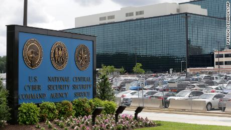 In a last-minute move, the NSA installed Trump's loyalists as general counsel