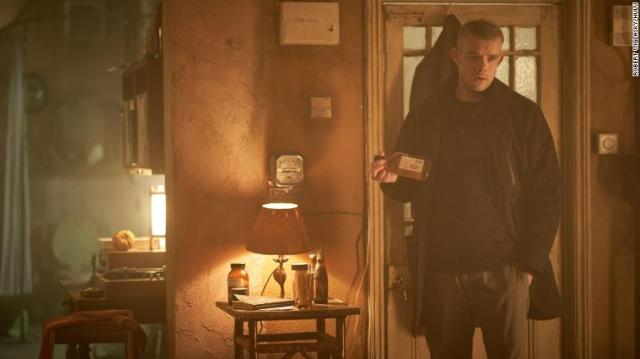 """Russell Tovey stars as Nathan, a man with a dark secret, in """"The Sister."""""""