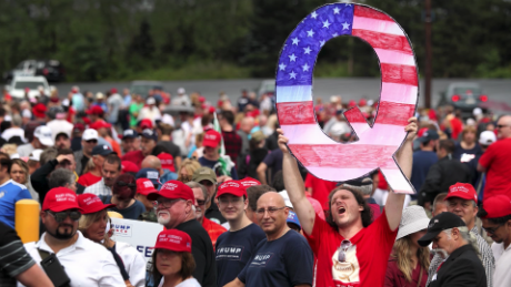 Polls find most Republicans say 2020 election was stolen and roughly one-quarter embrace QAnon conspiracies