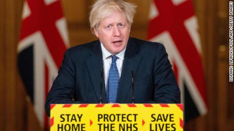 Boris Johnson says the Kovid variant found in the UK may be more deadly than others