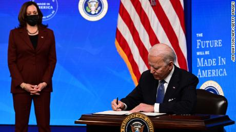Racial inequality: Biden aims to tackle another American crisis 1