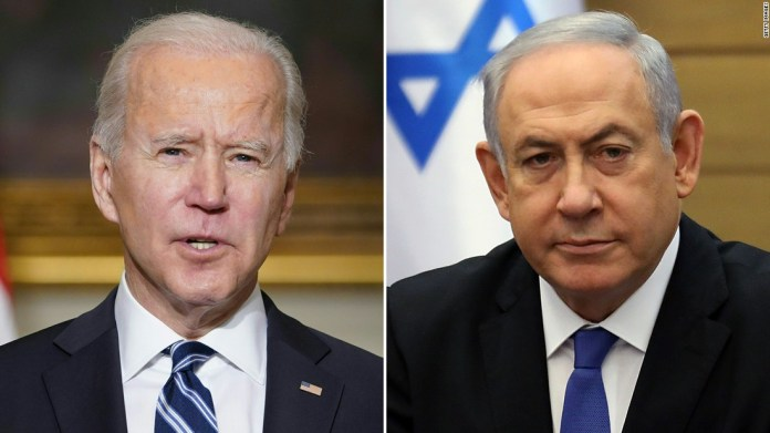 Biden speaks with Netanyahu after delay raised questions