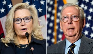 First on CNN: Liz Cheney gets boost from McConnell amid divisive intraparty battle over Trump's impeachment