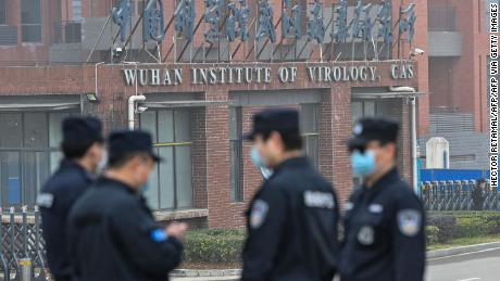 The Wuhan Institute of Virology was visited by an WHO team in February.