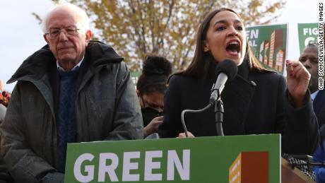 Sanders, Ocasio-Cortez and Blumenauer unveil a bill that pushes Biden to declare a national climate emergency: & # 39;  We're out of time & # 39;