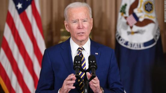 The Biden government is preparing to impose sanctions on Russia for Navalny poisoning and SolarWinds hack