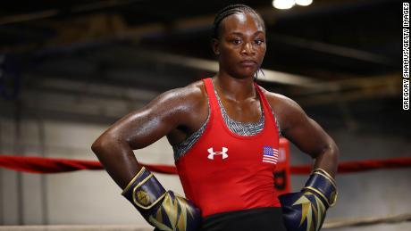 & quot;  I'm still boxing;  I am still the world champion, & quot;  Shields assured her fans.