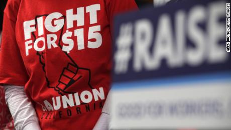 Democrats, keep your promise on the $15 minimum wage