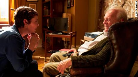 In the father of Olivia Colman and Anthony Hopkins, & # 39;  Which opens on 26 February.