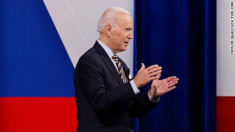 Biden Says Teachers Should Advance Priority To Receive Covid-19 Vaccine