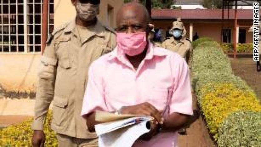 CNN asks Rwandan president about trial of 'Hotel Rwanda' hero