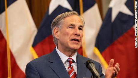 Texas governor bans masked public school and local government warrants