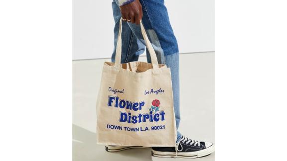 Flower District Tote Bag