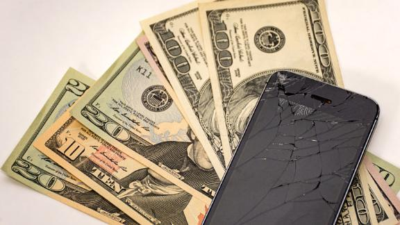 If your cell phone is damaged or stolen, the Ink Business Preferred credit card can help cover the costs of a repair or replacement.