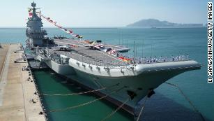 Analysis: China has built the world's largest navy. Now what's Beijing going to do with it?