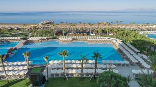 Voyage Belek Golf & Spa in Belek, Turkey