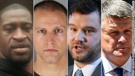 These are the people at the center of Derek Chauvin's trial