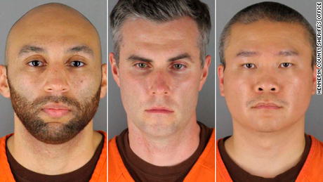 What's next for the 3 other ex-officers charged in George Floyd's death