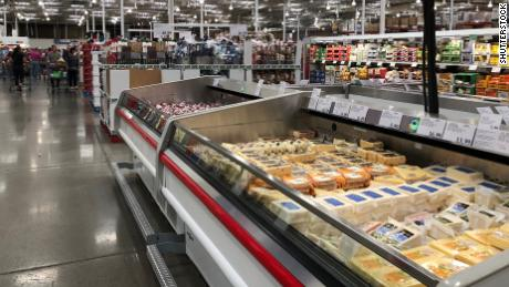 Costco is running out of some cheese. The reason why is complicated