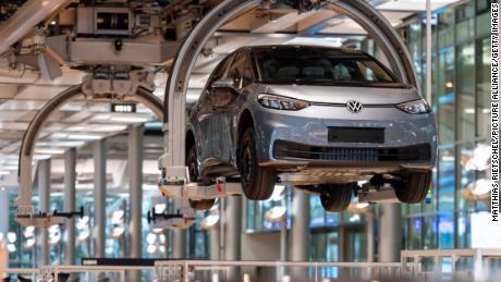 Volkswagen could soon steal Tesla's crown