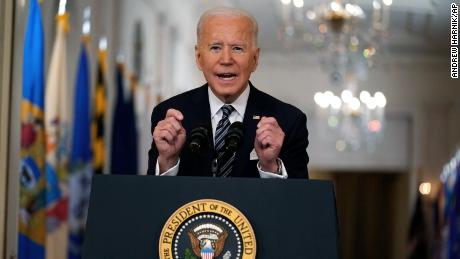 7 takeaways from Joe Biden's prime-time Kovid-19 speech
