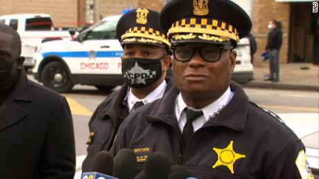 Shooting at a party in Chicago leaves 13 people wounded and 2 dead