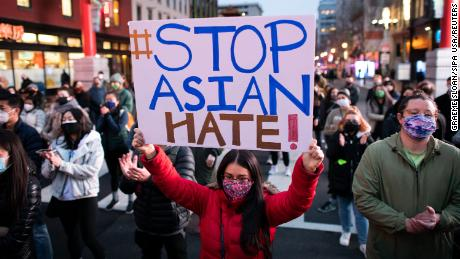 My parents came to the US from Korea for a better future. We must stop the hate