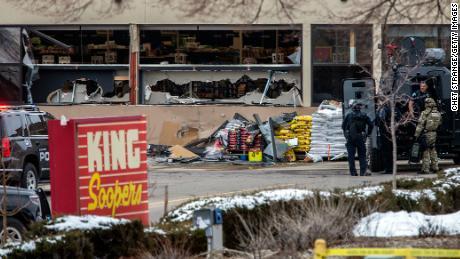 Multiple dead in shooting at Colorado supermarket