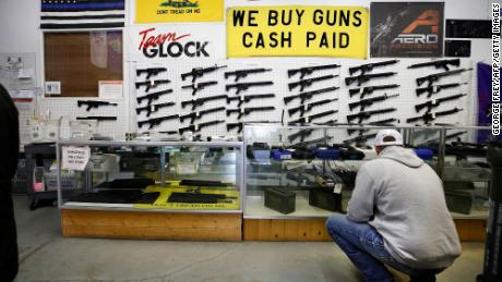 Gun industry prepares for a surge in demand after back-to-back mass shootings