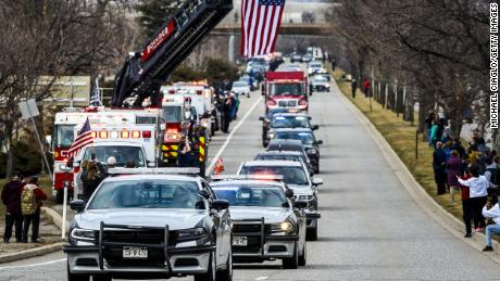 A non-profit honoring first responders will pay the mortgage of slain Boulder officer Eric Talley