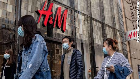 H&M and Nike are facing a boycott in China over Xinjiang cotton statements