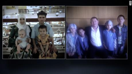 CNN finds stranded Uyghur children in China