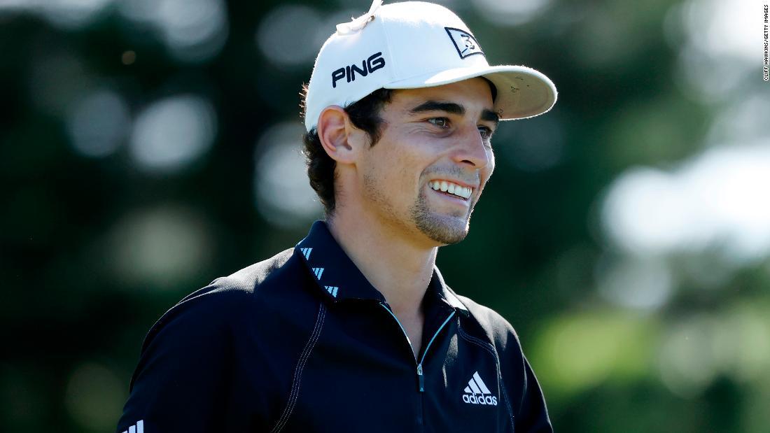 PGA Tour star helps raise .1 million to save cousin's life