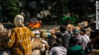 State Department orders non-emergency personnel out of Myanmar