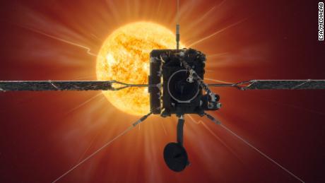 Powdered bones are keeping Solar Orbiter cool thanks to an Irish startup