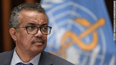WHO Director-General Tedros Adhanom Ghebreyesus said the WHO team encountered difficulties in accessing raw data during their visit to Wuhan.