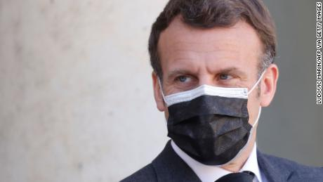 France risks 'losing control' over the spread of Covid-19 without stricter national measures - Macron