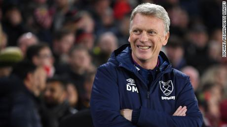At West Ham, David Moyes says  their good season has a chance to be great.