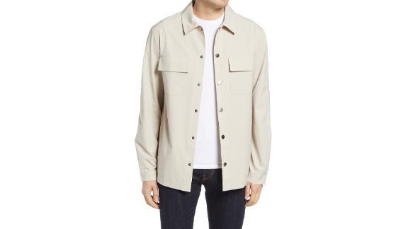 Nordstrom Ripstop Shirt Jacket