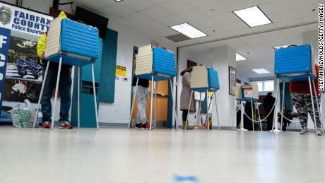 Democratic-led states extend voting rights amid GOP push to restrict access