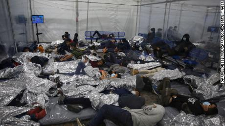 Border facilities holding migrant children are 'stretched beyond thin' with 'profound overcrowding,' court monitors say