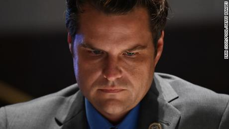 Matt Gaetz asked for a preventive pardon from Trump, but the request was never seriously considered