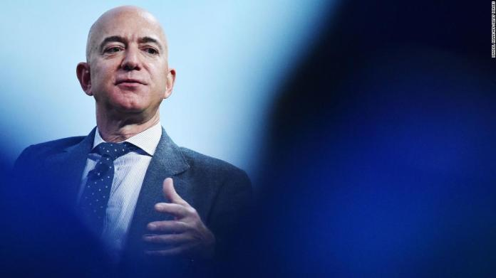 Premarket stocks: CEOs like Jeff Bezos are grappling with new political  realities - CNN